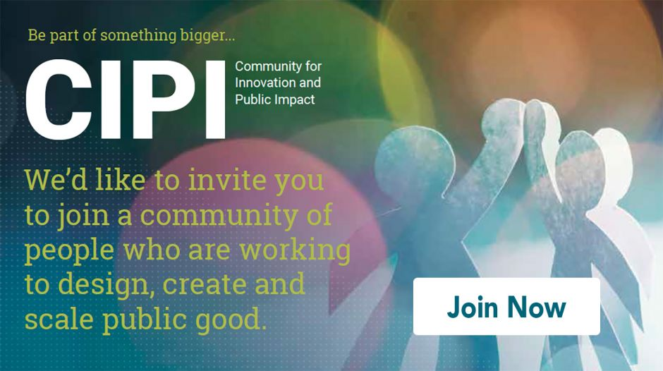 Join our CIPI community of changemakers...