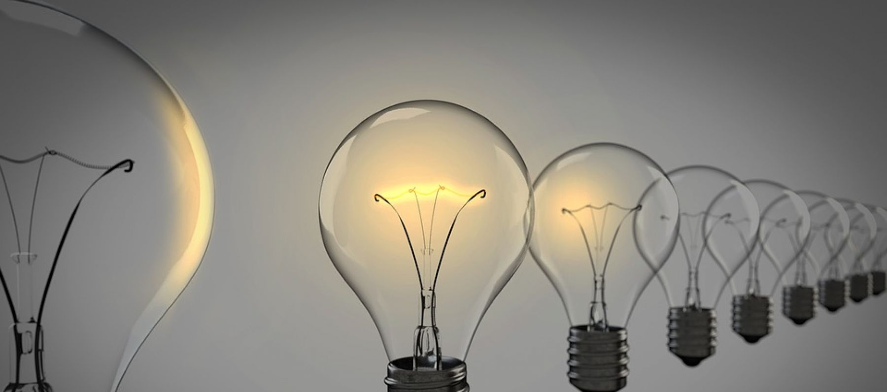 The electric lightbulb is a good example of why invention and innovation are not the same thing