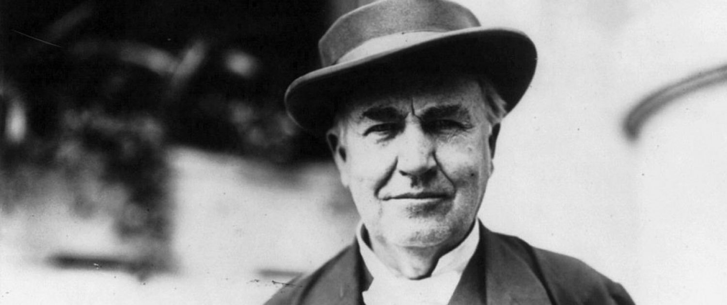 The story of Thomas Edison shows that innovation is about more than just invention