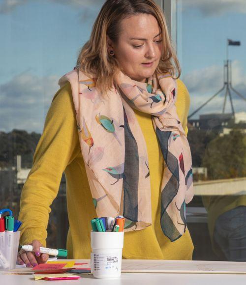 Natalie Coyles, Vibrant Communities Sector Lead, ThinkPlace